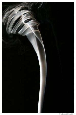 Smoke  again by colpewole Digital Smoke Art and Photography