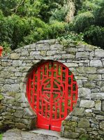Through the Red Door by KDMB