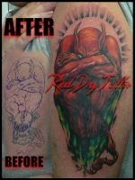 Mathew's Cover up by Reddogtattoo