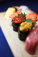 Japanese Sushi by WindyLife