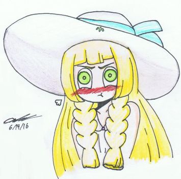 Mad Lillie by Mischief-Soul-Lover