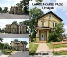 Large House Pack by carro-stalk