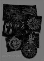 Destroyers of Cosmic Order CD by MartinSilvertant
