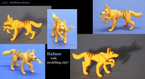 Hafmar in 3D by Paperiapina