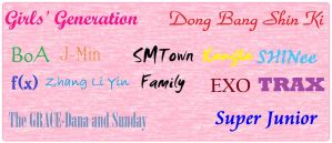 The SMTown Family! :)) by imawesomeee03