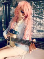My bass by DreamWhispering