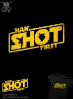 Han shot first by R-evolution-GFX