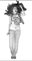 Selena Gomez carbonize carbonite jeans by Cloudartistmaster