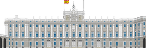 Madrid Royal Palace by Herbertrocha