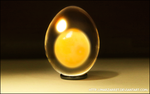 Glass Egg by Marzarret