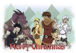 Merry Christmas from Fate Saga! by neo-dragon