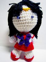 Sailormoon: Sailor Mars Doll by Nissie
