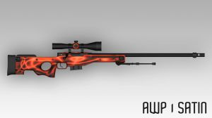 AWP | Satin by tobias-wiedemann