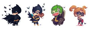 Batman Complie by J4ck-eR
