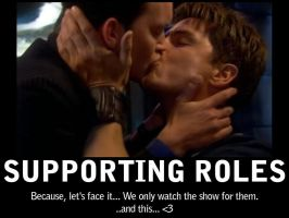 Supporting Roles --Torchwood by MyBizarreRomance