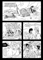 COMIX The World Is Dead Page 01 by theEyZmaster