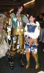 Cosplay : FFXII Lord Brothers by burloire