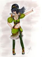 :toph fashion design: by chaseau