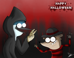 .:HAPPY HALLOWEEN:. by The-Butcher-X