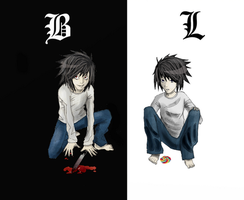 Death Note - L and Beyond by PotNoodle23