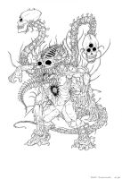 Death God Colossus by thunderalchemist18