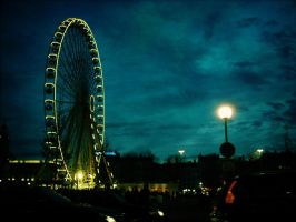 La Grand-Roue by MloyangDrawlo