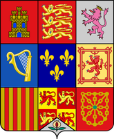 United Kingdom of Britain, France and Spain by hosmich