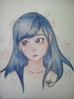 More watercolor by thecolorofhappiness