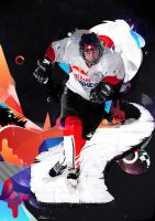Crashed Ice by Espador