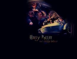 Harry Potter 7 by Sevein18