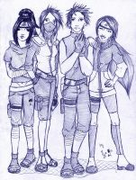 Team 7: Gender bender by GaGat