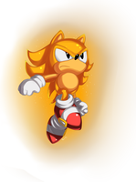 Super Classic Sonic by NeonWay