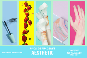 AESTHETIC PACK by LittleDr3ams