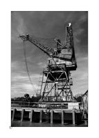 Dock Crane by thejamcascru