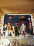 The young Ghostbusters cake by GBMelendez23k