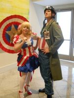 Cap and a Lady by avi17
