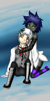 Road x Allen by CrispyCh0colate