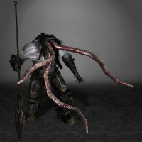 Castlevania Lords of Shadow Grave Digger by ArmachamCorp
