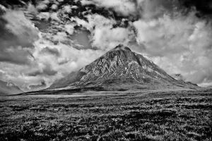 The Buachaille by derekbeattieimages