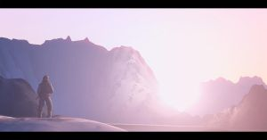 Sunrise on Hoth by lolcopter121