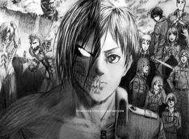 Attack On Titan by StoneCold-Eyes