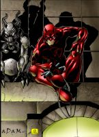 Daredevil by psychoheat