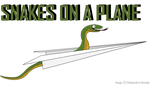 Snakes On A Plane by Radioactive-Insanity