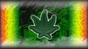 Weed Wallpaper by PlanetaryPenguin