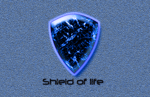 Shield of life by DCRTABSTRCTS