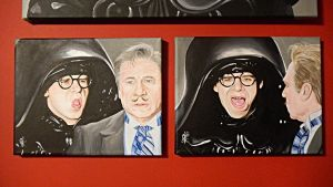 Spaceballs by GeeFreak