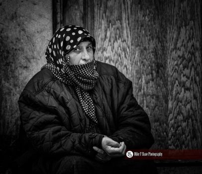 The Beggar Woman by MikeFShaw