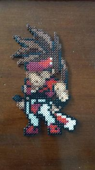 Guilty Gear petit -  Sol Badguy by Ziano87