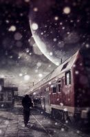 Gloomy Winter by xkillz