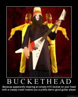 Buckethead by the-chosen-pessimist